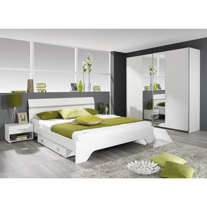 chambre coucher bali alpin achat vente chambre. Black Bedroom Furniture Sets. Home Design Ideas
