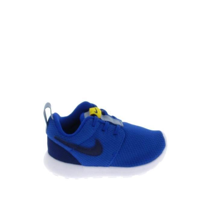BASKET MULTISPORT Nike Roshe One BB Bleu 749430417