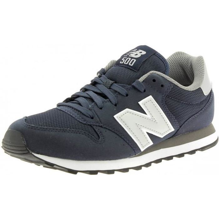New Balance - New Balance 500 Classics Traditionnels Chaussures de Sport Homme