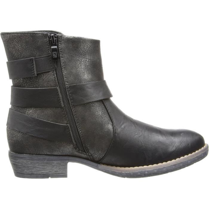 By Spring Step Donjon Boot VB5AL Taille-39 1-2