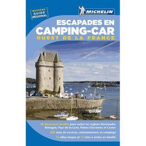 GUIDES DE FRANCE Escapades en Camping-car