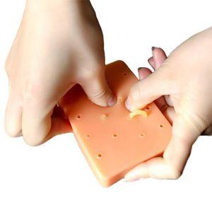 PETITS INSTRUMENTS L'acné Jouets Pimple presser Popping Jouet drôle P
