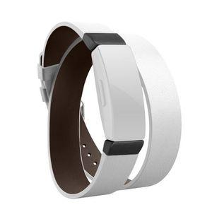 BRACELET DE MONTRE Double tour Bracelet en cuir du bracelet montre br