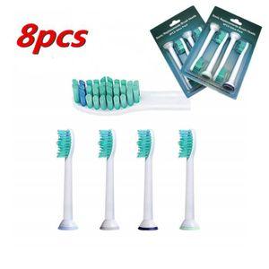 BROSSE A DENTS Têtes de rechange pour les brosses à dents électri