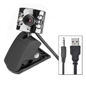 WEBCAM Webcam - PC Webcam Camera - Webcam PC 5,0 méga pix
