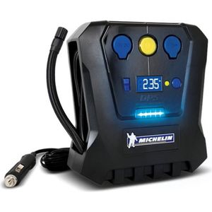 COMPRESSEUR AUTO MICHELIN Compresseur programmable 12V 7 bars