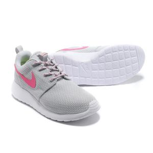 newest ce69e e938b BASKET NIKE Baskets Wmns Roshe One Br Chaussure Femme gri