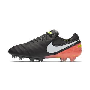 innovative design dc484 8182d Chaussures football Nike Tiempo Legend VI FG Noir