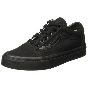 BASKET Vans vieux skool chaussures de toile classique des