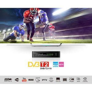 BOX MULTIMEDIA U2C DVB Smart TV BOX Bureau Récepteur Numérique-Wi