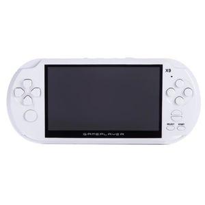 JEU ÉLECTRONIQUE PSP nostalgique console de jeu portable GBA / NES