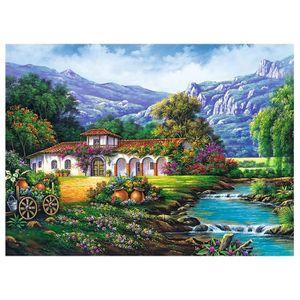 PUZZLE Puzzle 3000 pièces Hacienda