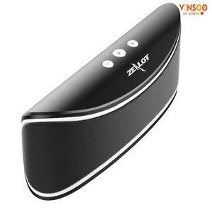 ENCEINTES ORDINATEUR VINSOO®S2 Enceinte Audio Bluetooth Haut-Parleur Po