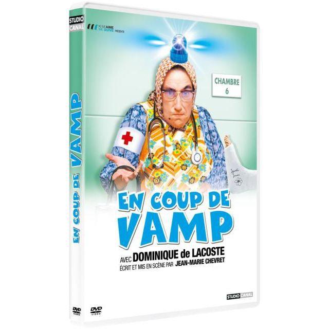 DVD En coup de vamp