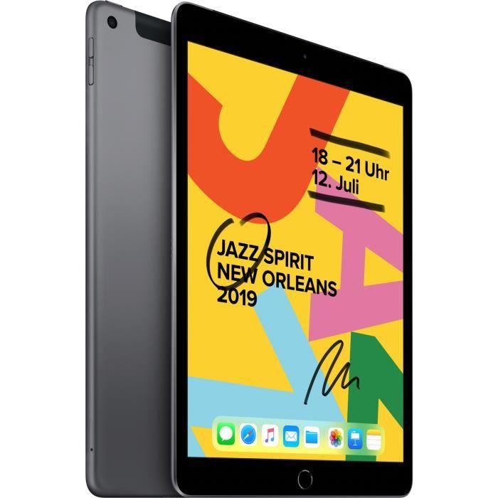 Apple Tablette PC iPad 32 Go 3G 4G Gris