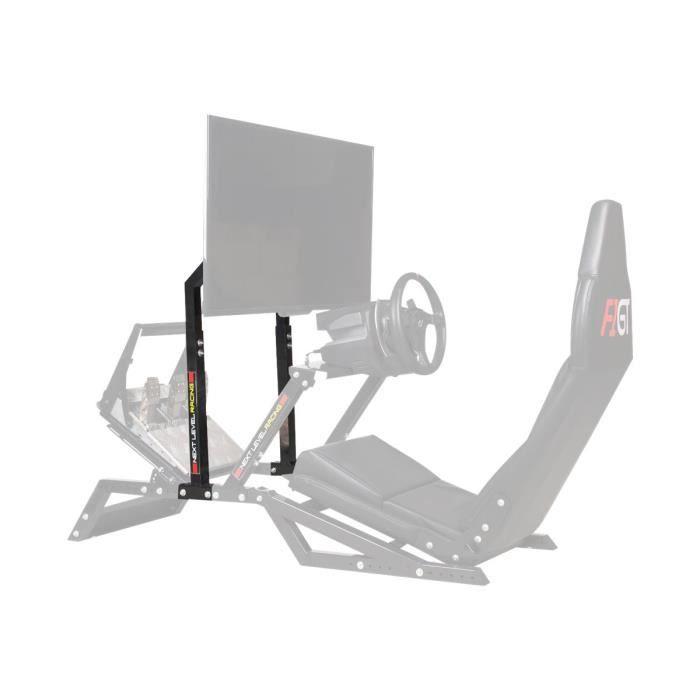Next Level Racing Monitor Stand Composant de montage (fixation pour écran) pour 3 écrans LCD Taille d'écran : 27--65- cockpit