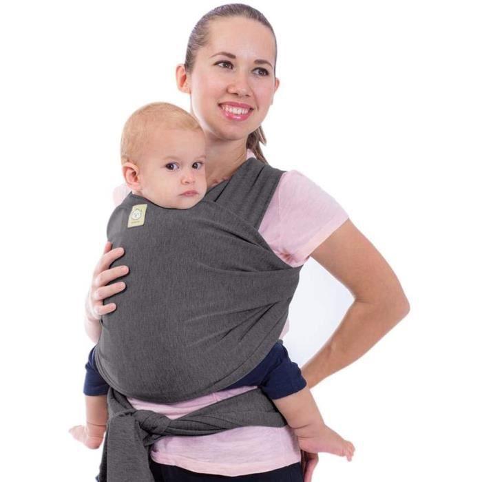 Écharpes de portage élastiques tout-en-un - Porte-bébé - Porte-nourrisson – Écharpe de portage – Écharpes de portage mains libres –