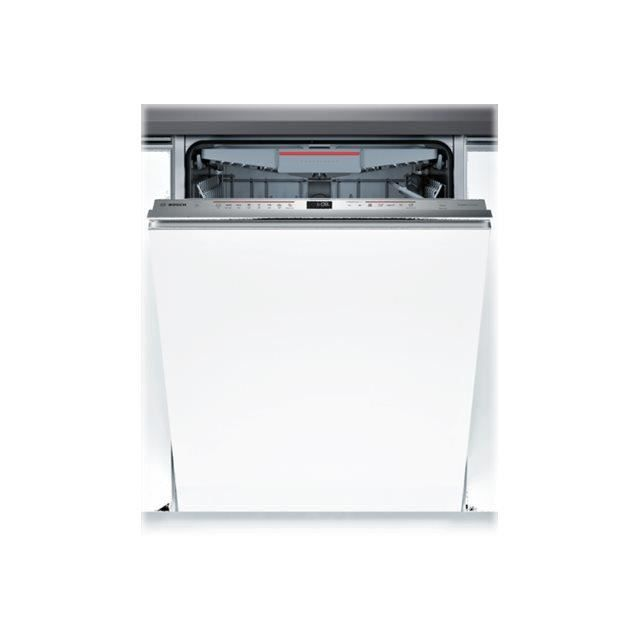 Bosch Serie - 6 SuperSilence XXL SBV68MD02E Lave-vaisselle intégrable largeur : 59.8 cm profondeur : 55 cm hauteur : 86.5 cm