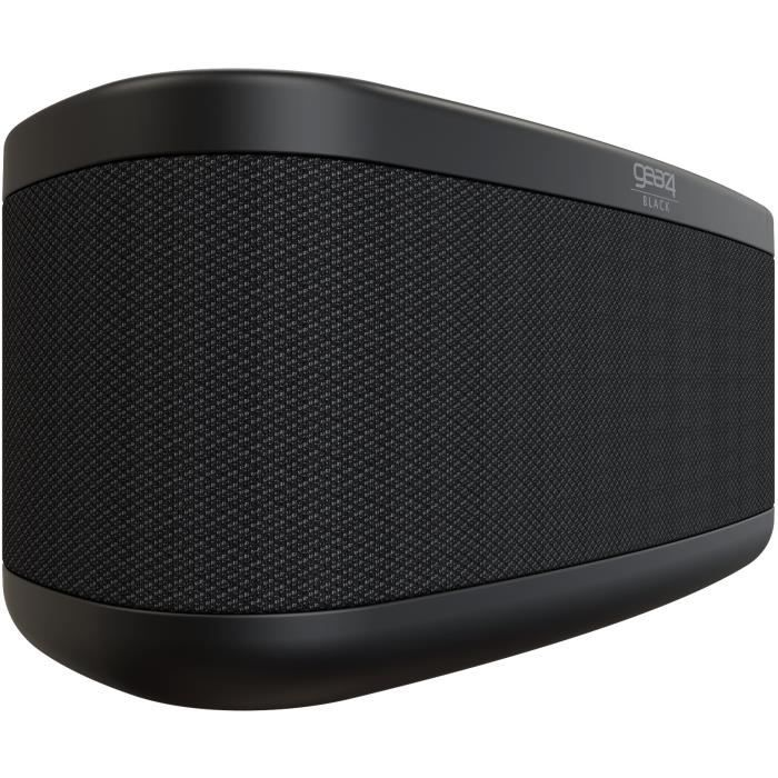 GEAR4 STREAM 3 Enceinte portable Bluetooth - Noir