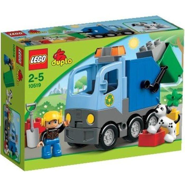LEGO® DUPLO 10519 Le Camion Poubelle
