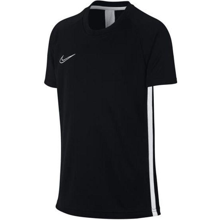 NIKE Maillot de Football Dry Acdmy - Enfant - Noir
