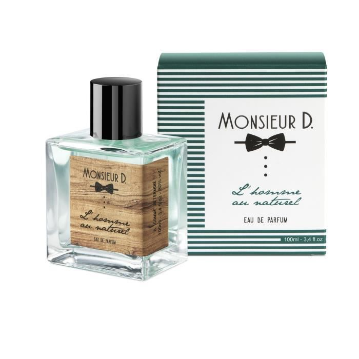 Monsieur d l'homme au naturel 100ml