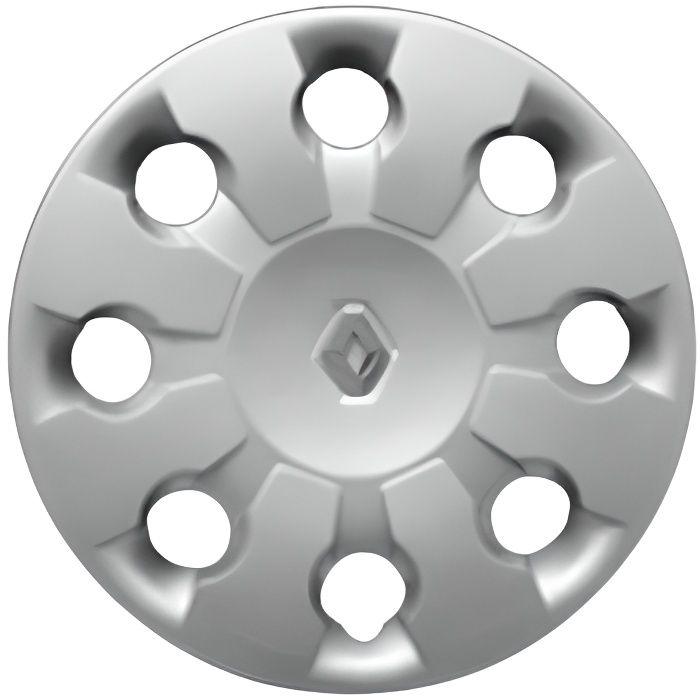 Enjoliveurs de roues pour RENAULT MODUS 15 Neuf Kit de 4 pièces.