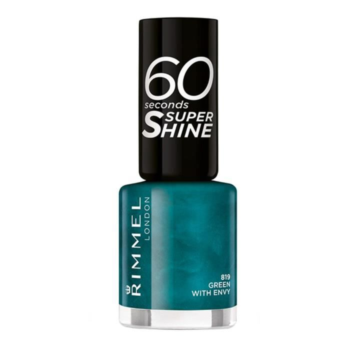 Rimmel London - Vernis à ongles 819 Green with envy - 8 ml
