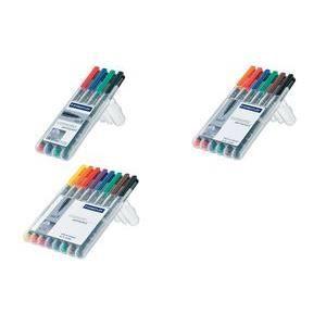 STAEDTLER Lumocolor marqueur permanent 314B, ét…