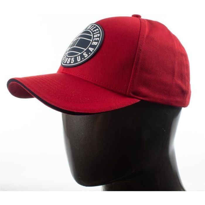 Tommy Jeans round patch,Casquette homme