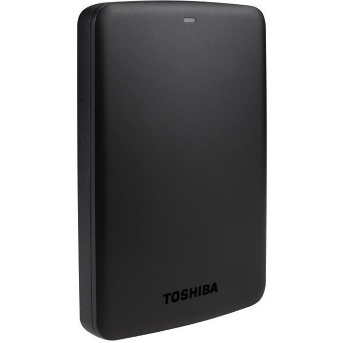 Toshiba Canvio Basics 1 To Disque dur externe portable (6,4 cm (2,5-), USB 3.0)