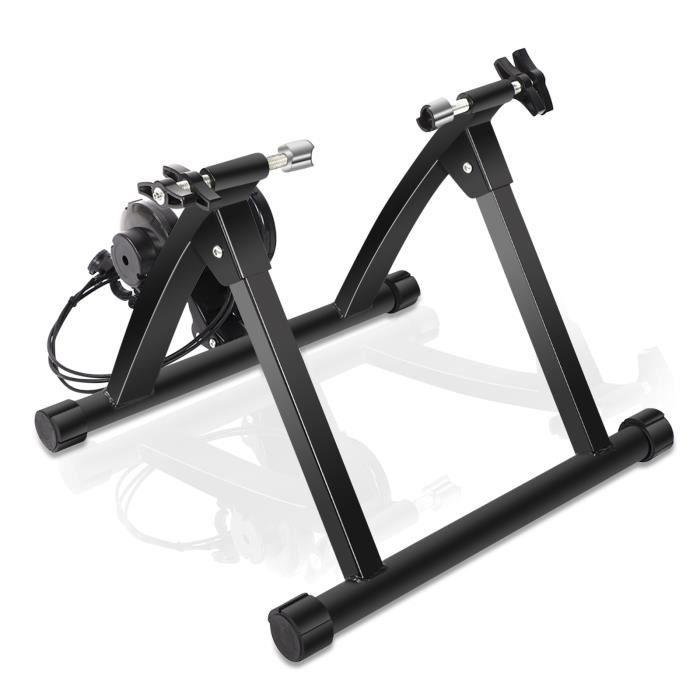 Machine d'exercice de Vélo Vélo d'appartement Magnétique Entraîneur de Vélo d'exercice d'intérieur de Vélo BOH14