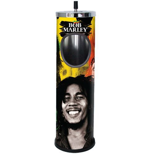 cendrier sur pied bob marley visages achat vente cendrier cendrier cdiscount. Black Bedroom Furniture Sets. Home Design Ideas