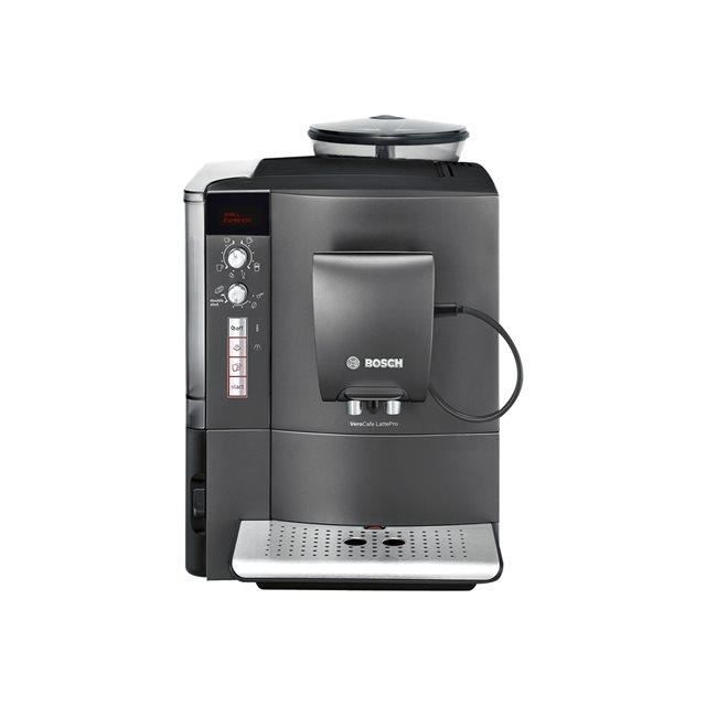 bosch tes51523rw machine expresso automatique avec broyeur gris achat vente machine caf. Black Bedroom Furniture Sets. Home Design Ideas