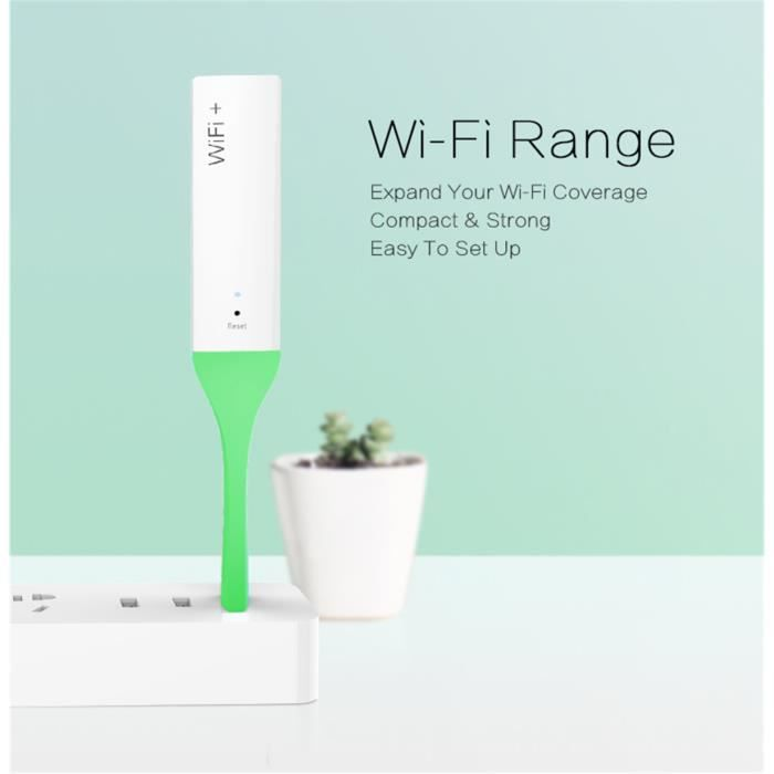 mini usb wi fi range extender booster r p titeur wifi booster portable prix pas cher cdiscount. Black Bedroom Furniture Sets. Home Design Ideas