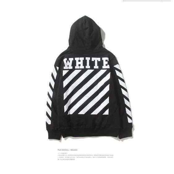 hoodie off white femme