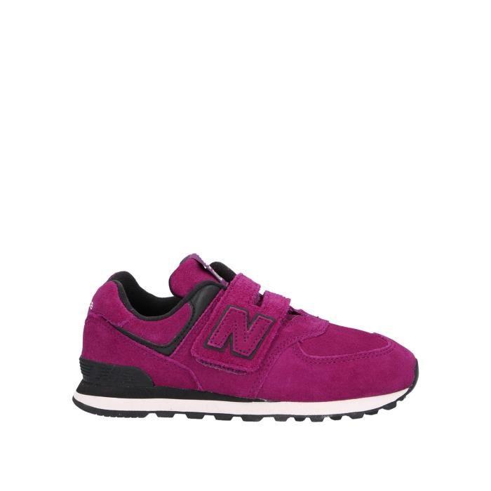 new balance enfants violet