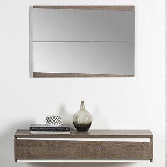 Petit d'entree meuble couleur chêne CALTA m8Nvn0w