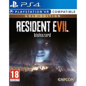 JEU PS4 Resident Evil 7: Biohazard Gold Edition Jeu PS4