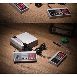 JEU ÉLECTRONIQUE Console de jeux vidéo TV classique 2 Jeux intégrés