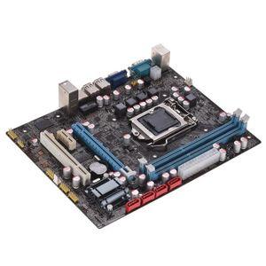 CARTE MÈRE carte mémoire LGA1156 DDR3 de H55 prend en charge
