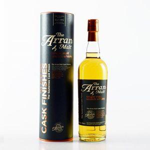 WHISKY BOURBON SCOTCH Spiritueux - Whisky The Arran Sauternes Cask Finis