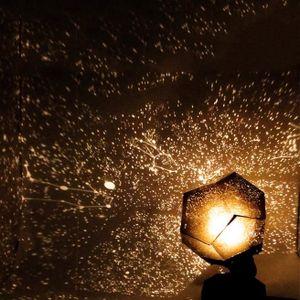 LAMPE A POSER Lampe de table Ciel étoilé Type de projecteur - lu