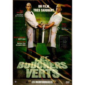 DVD FILM LES BOUCHERS VERTS