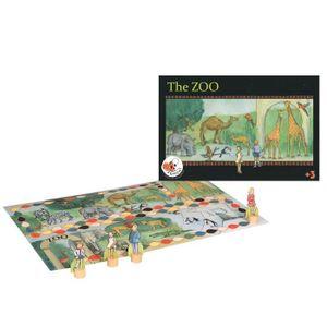 JEU SOCIÉTÉ - PLATEAU Egmont Toys - Le zoo - EGMONT TOYS