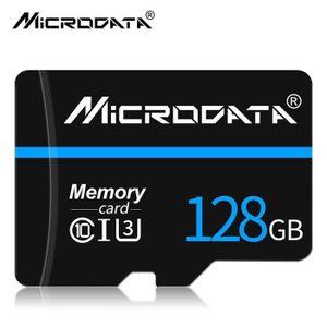 CARTE MÉMOIRE 128 Go Carte mémoire SD d'origine Micro Transcend
