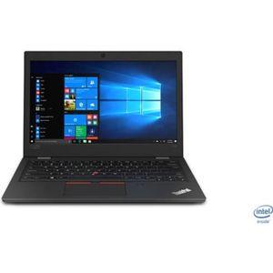 "Top achat PC Portable LENOVO Ordinateur portable - ThinkPad L390 20NR0011FR - Écran 33,8 cm (13,3"") - 1920 x 1080 - Core i3 i3-8145U - 8 Go RAM - 256 Go pas cher"