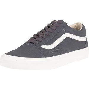 BASKET Vans Homme Baskets en cuir Old Skool, Noir