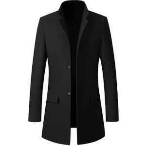 MANTEAU - CABAN Trench-coat occasionnel de la mode des hommes d'af
