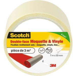 SOLS PVC Double face sols moquettes et vinyles  7 mx 50 mm